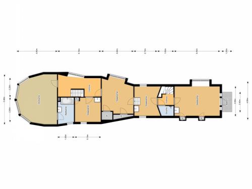 huidig verdieping